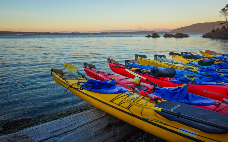 Sea Kayaks to Bed